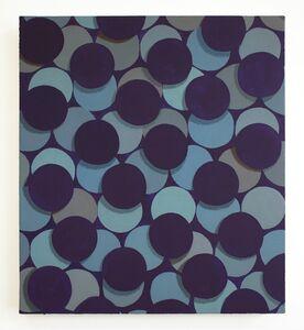 Corydon Cowansage, 'Grey and Purple', 2019