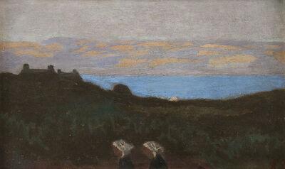 Maurice Denis, 'Effet de soir au bord de la mer', ca. 1902