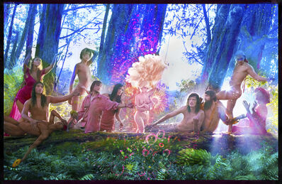 David LaChapelle, 'The First Supper', 2017
