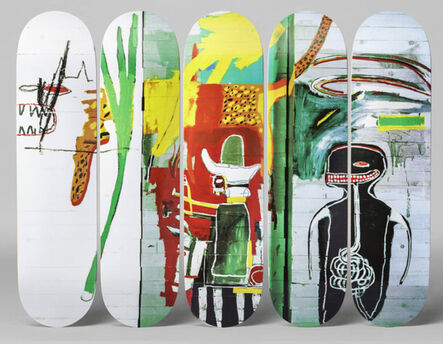 Jean-Michel Basquiat, 'Untitled ', ca. 2017
