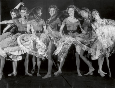 Willy Rizzo, 'Brigitte Bardot, Le Stroboscope, Paris, 1956', 1956