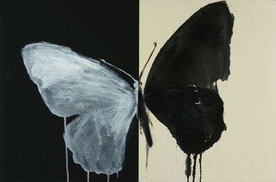 Mwangi Hutter, 'Two to perfect (Diptych)', 2017