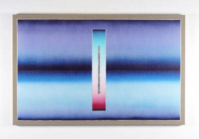 Casper Brindle, 'Portal-Glyph IV', 2021