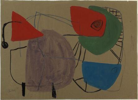 Karel Appel, 'Animal n° 6', 1951