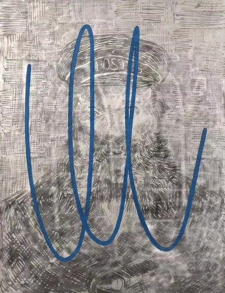 Zhao Zhao, 'Portrait of Joseph Roulin', 2017