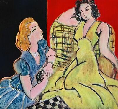 Henri Matisse, 'Couleurs des Maitres', 1947
