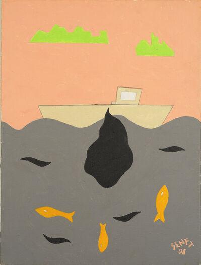 Barry Senft, 'Oil Spill', 2008