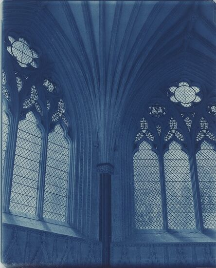 John Dugdale, 'Chapter House, Wells Cathedral, England', 1998