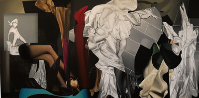 Fabrizio Arrieta, 'La parábola del descubrimiento', 2015