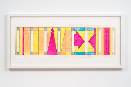 Henry Kerr, 'Live (Moca Mural Study)', 2010