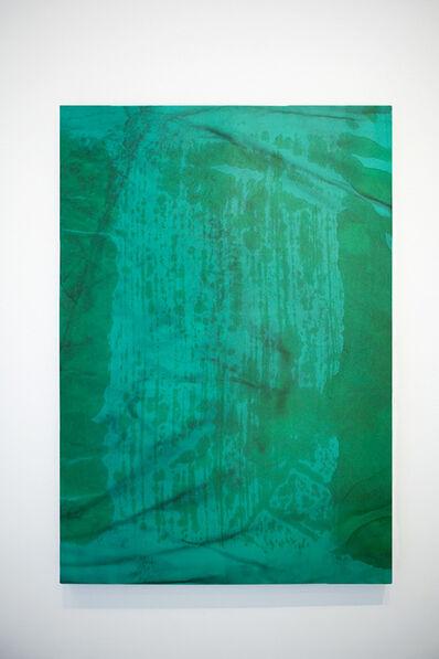 Ane Graff, 'Memory of Blue', 2011