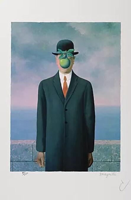 René Magritte, 'Le Fils de l'Homme', 2010