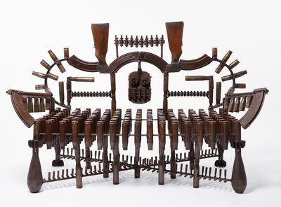 Gonçalo Mabunda, 'Untitled (throne)', 02173