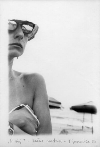 Teresa Gierzyńska, 'Full of Hope (from the series About Her)', 1980