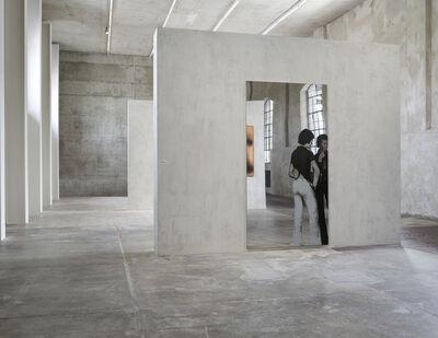 Michelangelo Pistoletto, 'Conversazione (Conversation) (Installation view)', 1962-1974