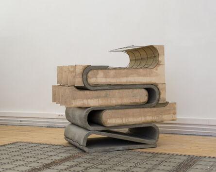 Adrien Tirtiaux, 'Prototype for an Endless Column', 2016