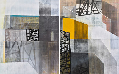 Amanda Knowles, 'Untitled (construct) III-IV', 2018