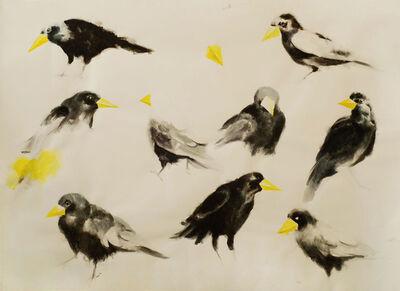 Yang Xinjia, 'Inarticulate Expression', 2017