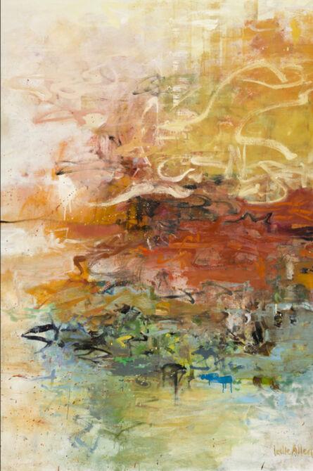 Leslie Allen, 'Quietly Tethered II', 2015