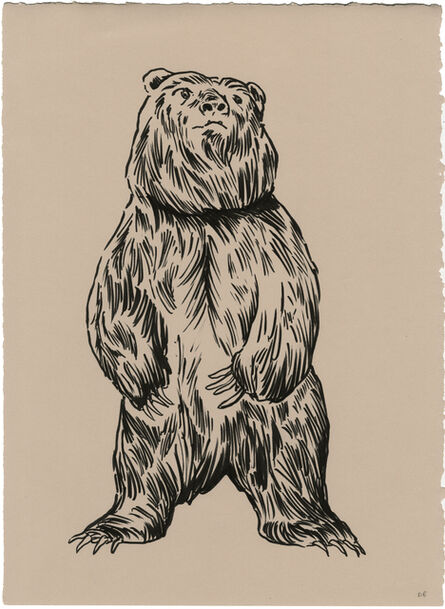 Dave Eggers, 'Untitled (Standing Bear)', 2020
