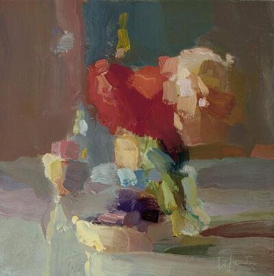 Christine Lafuente, 'Dahlias and Grapes', 2020