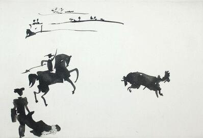 Pablo Picasso, 'Citando al Toro con el Rejon (Summoning the Bull with the Spear)', 1959