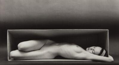Ruth Bernhard, 'In the Box - Horizontal', 1962