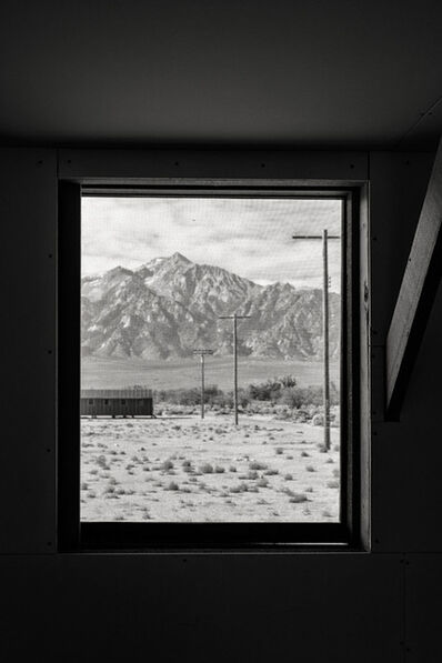 Keith Skelton, 'Window View, Manzanar', 2014