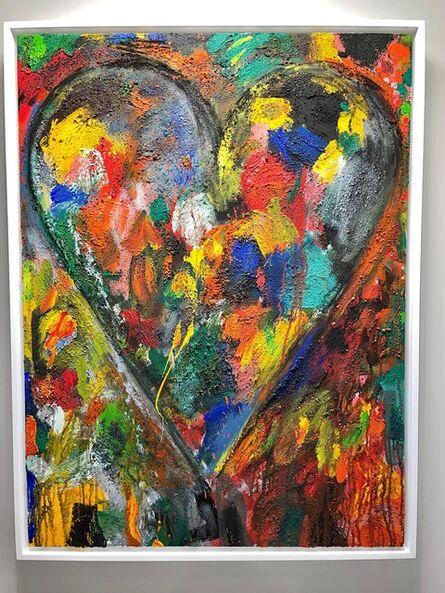 Jim Dine, 'Burning Crayola ', 2009