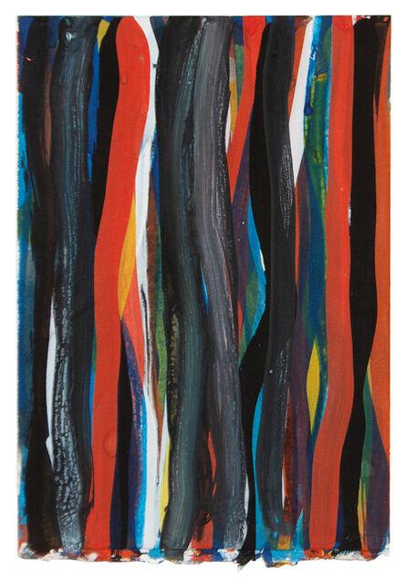 Sol LeWitt, 'Vertical Brushstrokes', 1993