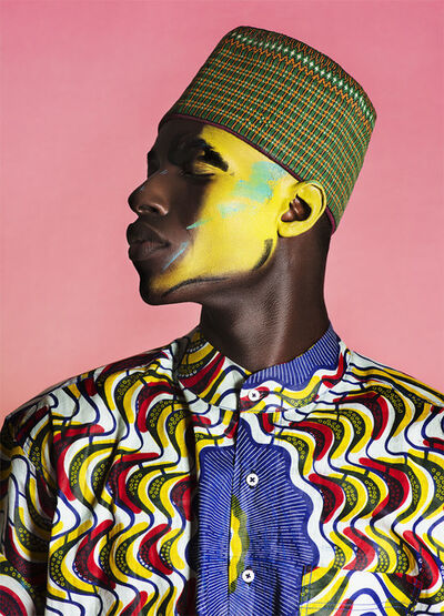 Namsa Leuba, 'Damien, from the series NGL ', 2015