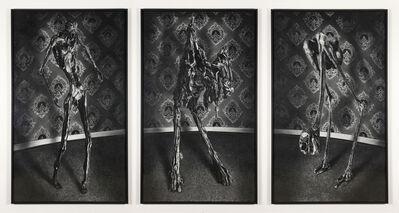 Jacob Stangerup, 'Corpo Squisito (Triptych)', 2014