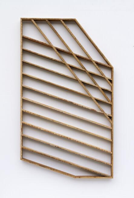 Andy Vogt, 'Shadeshape 10 (corner fold)', 2016