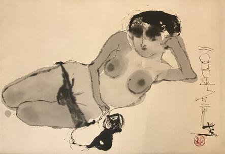 Shi Hu 石虎, 'Study of Human Body II', 2007