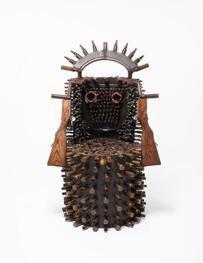 Gonçalo Mabunda, 'Untiled (throne)', 02176
