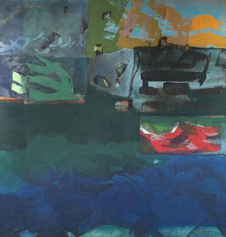 Syd Solomon, 'Islandscape', 1980