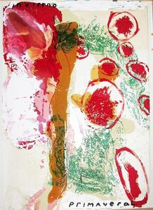 Julian Schnabel, 'Sexual Spring-Like Winter Series- Invierno', 1995