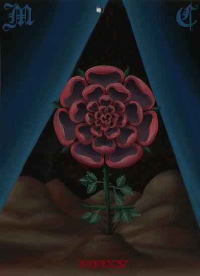 Matthew Couper, 'Mnemonic Monogram 4, Rose', 2015