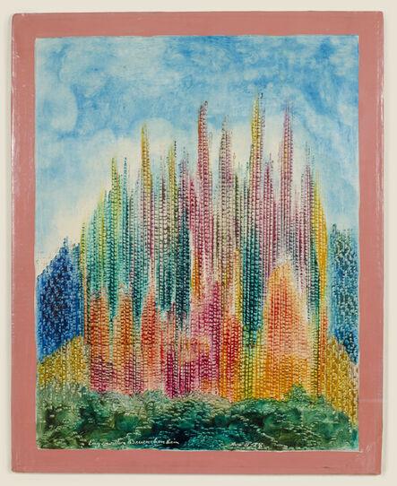 Eugene Von Bruenchenhein, 'Untitled, November 8, 1978', 1978