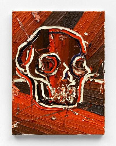 Alex Becerra, 'Radiant Skull', 2021