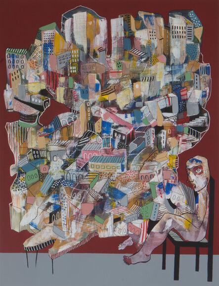 Bashir Qonqar, 'Fighting Gravity', 2016