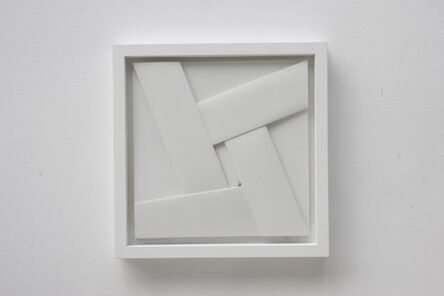 Peter Weber, 'Quadratwandlung II', 2009