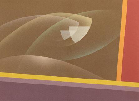 Raymond Jonson, 'Watercolor No.10, 1948 - Sequence-A Trilogy, Third Vista ', 1948