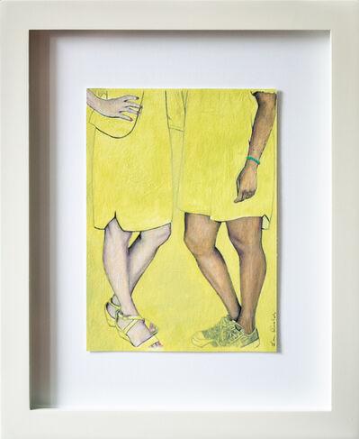 Lauren Rinaldi, 'Press the Flesh/Meat and Greet', 2020