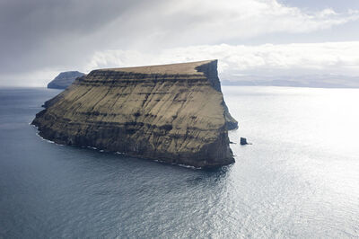 Magnus Nilsson, 'Stóra Dimun, Faroe Islands, Spring', 2013