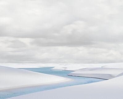 David Burdeny, 'Rio Azule I, Lencios Maranhenses', 2013