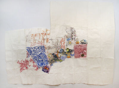 Dawn Clements, 'My Bed Plein D'odeurs Legeres', 2007