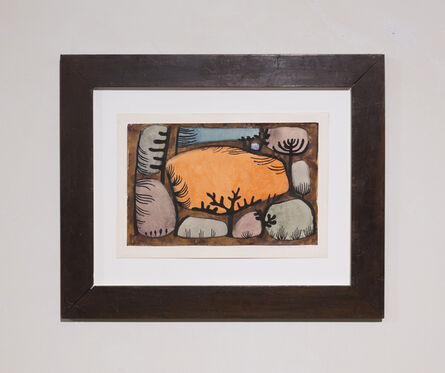Paul Klee, 'Der Tag im Wald', 1935