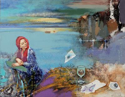 Rubens Korubin, 'Lile and the city', XXI
