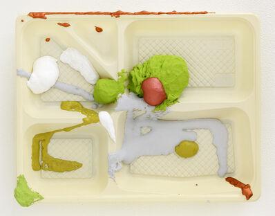 "Aida Makoto, 'O-Hi (""Lunchbox Paintings"" series)', 2016"